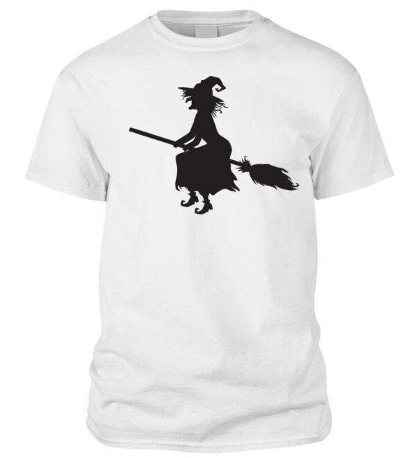 Halloweeni boszorkányos póló