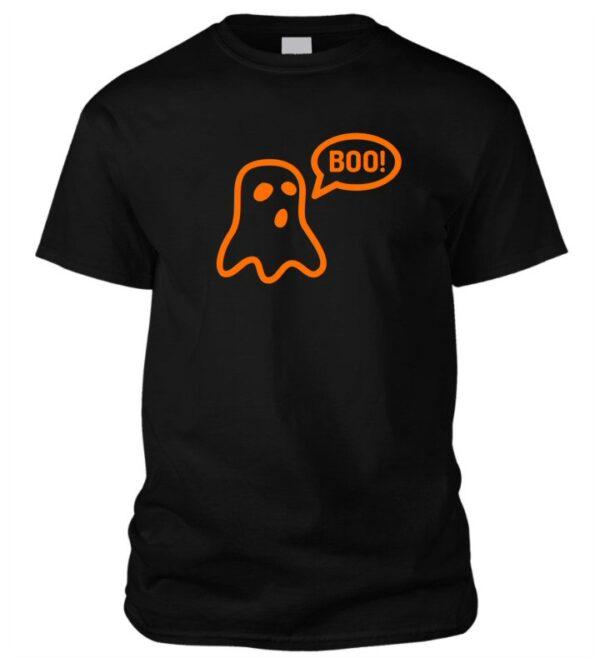 Halloween szellem póló