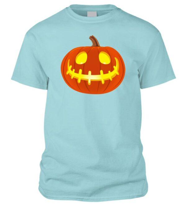 Halloweeni töklámpás póló