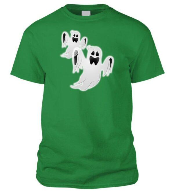 Halloweeni szellemes póló