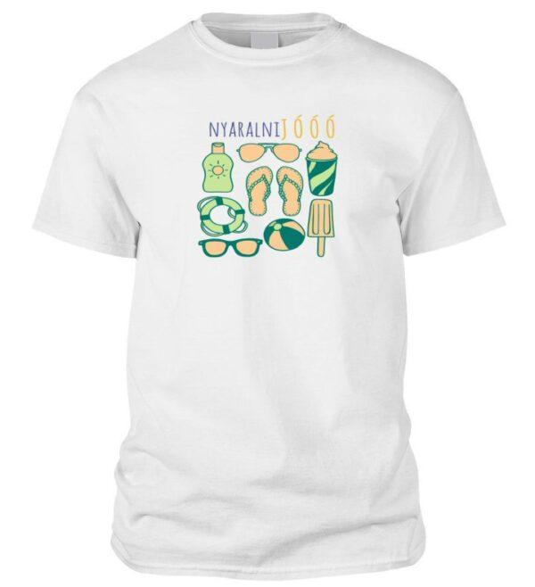 Nyaralni jóóó póló