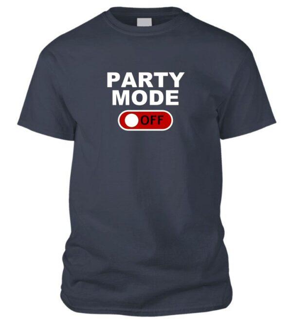 Party mode OFF póló
