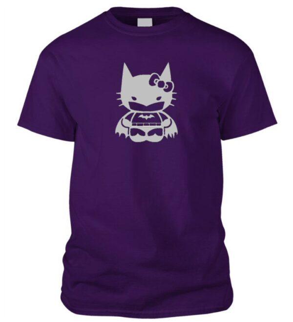Hello Kitty - Batman póló