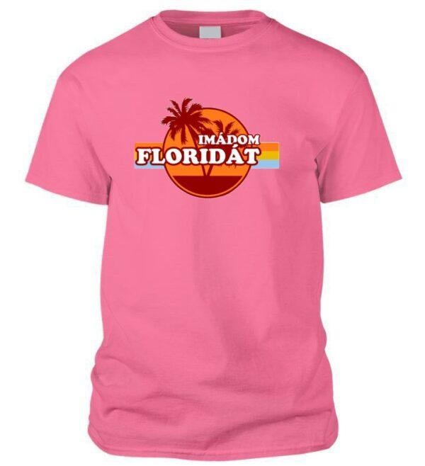 Imádom Floridát póló