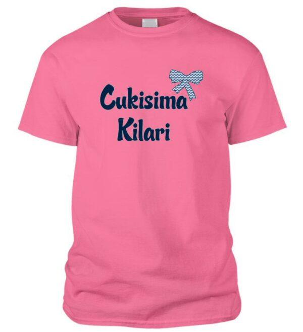 Cukisima Kilari póló