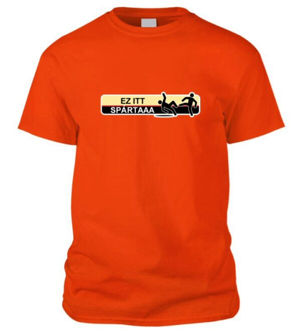 Ez itt Spártaaa póló