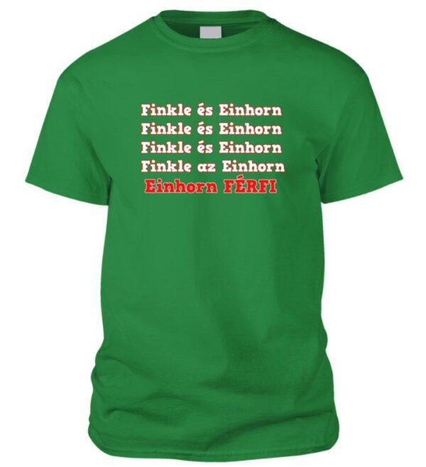 Finkle és Einhorn póló