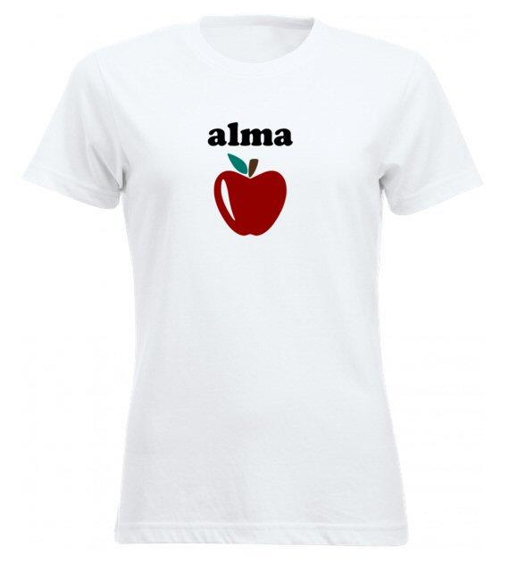 Almás női póló