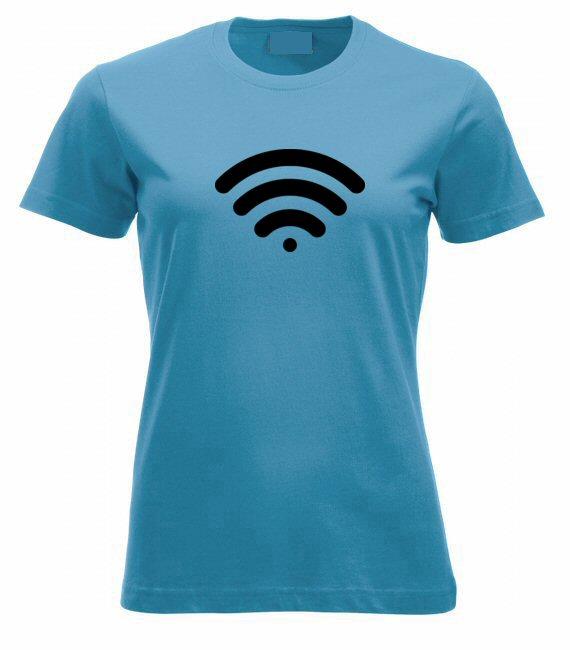 Wi-fi női póló