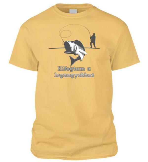 Póló nem csak horgászoknak