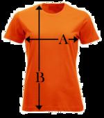Női póló mérettáblázat - Waoo.hu