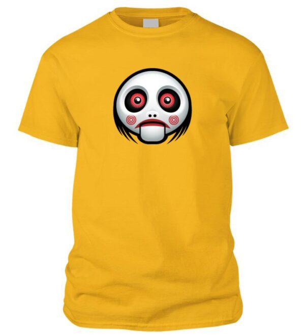 Fűrész álarcos póló