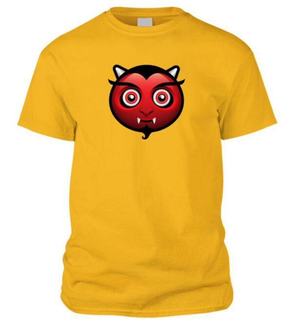 Vörös ördög póló