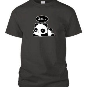 Szundizós panda póló