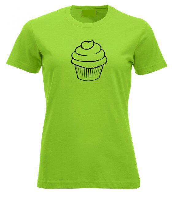 Muffinos női póló