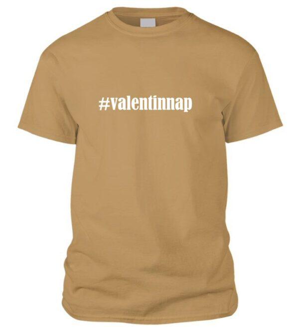 Hashtag Valentin-napi póló