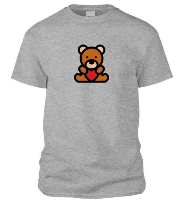 Szerelmes macis póló
