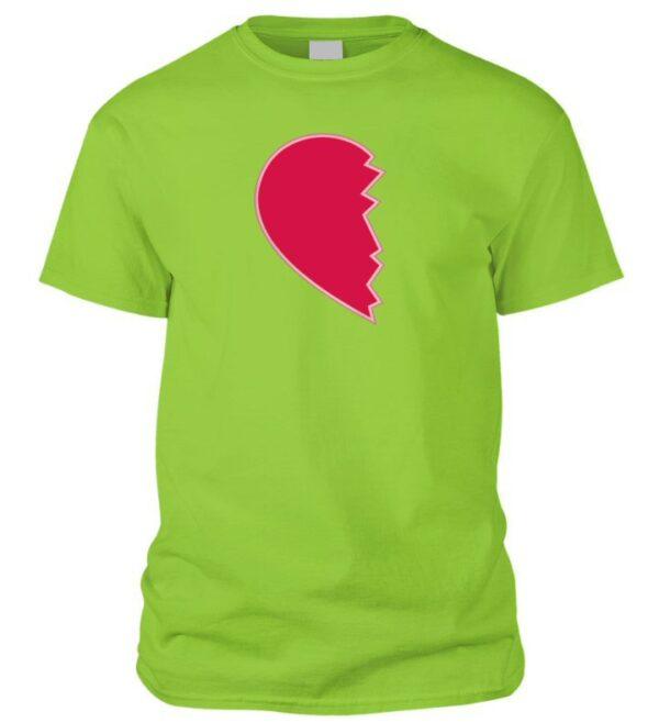 Szívem egyik fele póló
