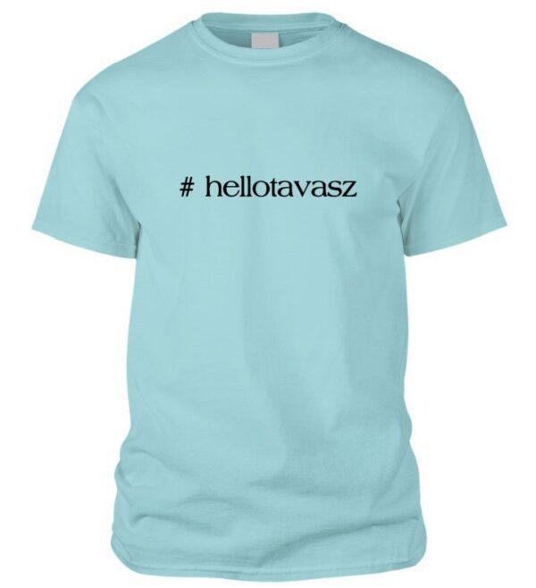 Hellotavasz póló