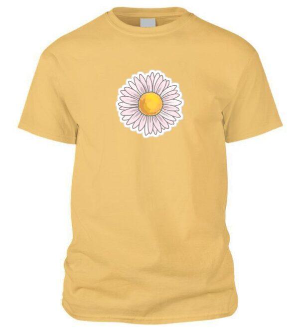 Virágos póló