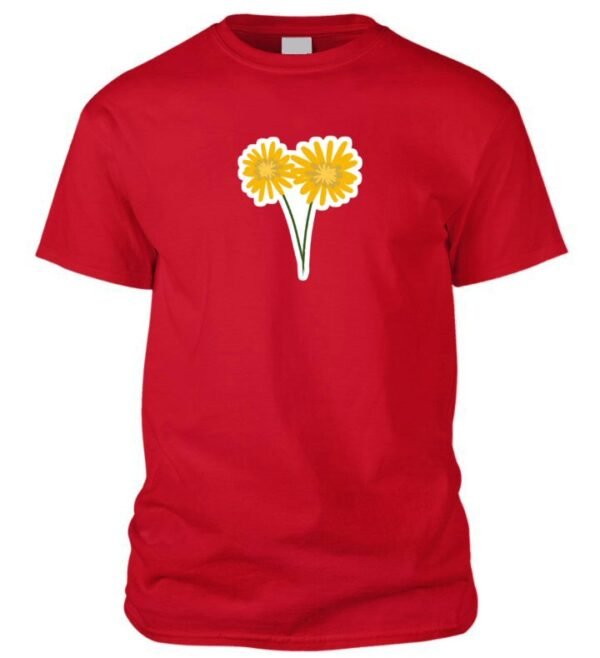 Tavaszi virágok póló