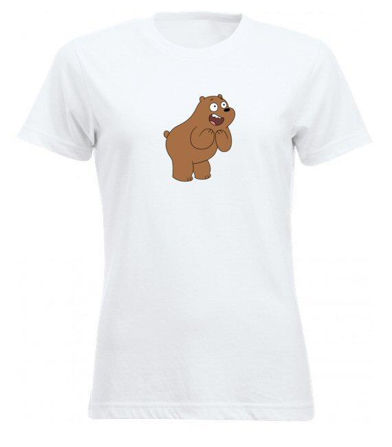 Medvés női póló