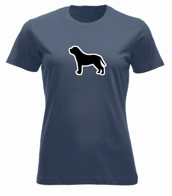 Mastiff kutyás női póló