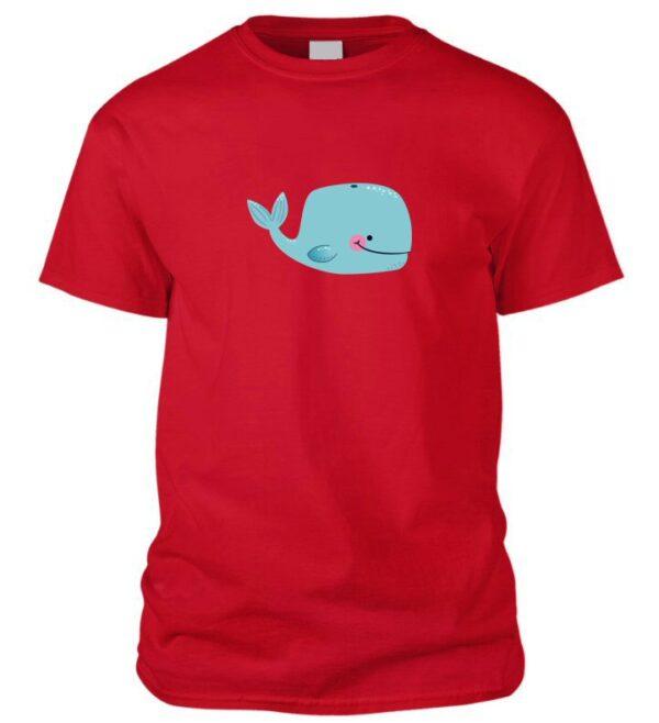 Aranyos bálnás póló