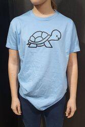 Elkészített és beküldött teknősös póló - Waoo.hu