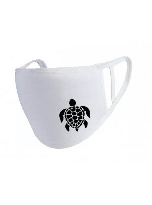 Teknősös maszk