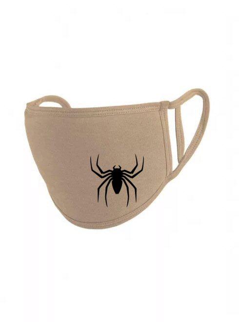 Egyedi pókos maszk
