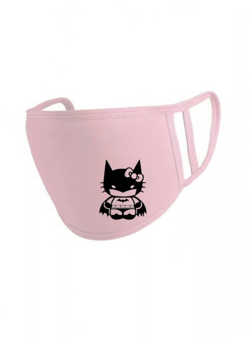Hello Kitty – Batman maszk